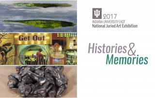 "Image for ""Histories & Memories"" exhibition at Indiana University East"