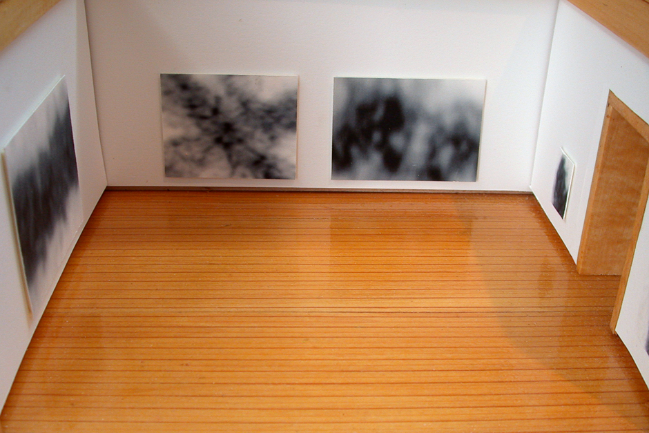 Image of installation of the Detail Series presented in collaboration with Sean Miller's JOBA project